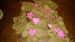 Mini burlap sacks for Sale in Tyler, TX