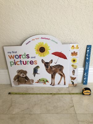 Huge kids book for teaching for Sale in FL, US