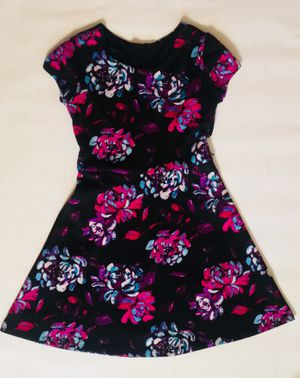 Girls BCX flower print dress for Sale in Alton, IL