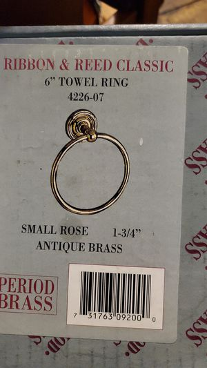 Smoll Rose antique brass for Sale in Yonkers, NY