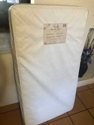 Sealy Crib Mattress for baby or toddler for Sale in Mesa, AZ