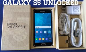 Galaxy S5 GSM-UNLOCKED (Like-New) for Sale in Falls Church, VA