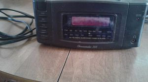 Radio alarm clock/tape player and a mini fan for Sale in Lancaster, PA