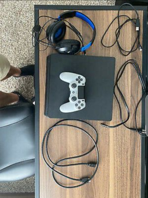 Sony PlayStation 4 slim 1tb for Sale in Tiverton, RI