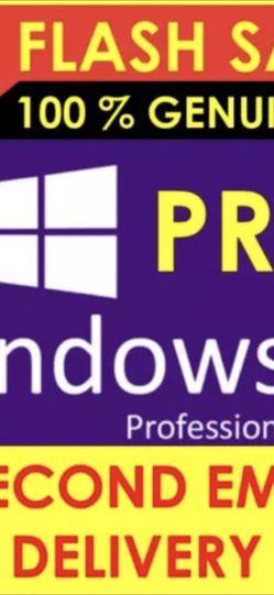 Windows 10 Pro Key for Sale in Miami,  FL