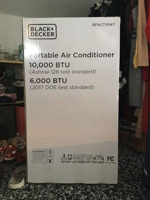 New Black + Decker Portable AC Unit for Sale in Livermore, CA