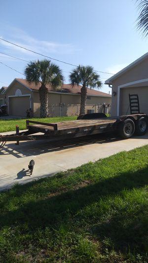 14,000 LB TRAILER////// 20 FT /////// for Sale in Lehigh Acres, FL