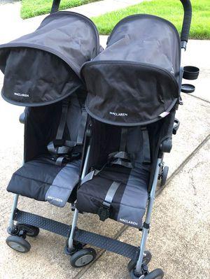 Maclaren double stroller for Sale in West Springfield, VA