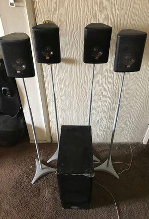 Palermo 5.1 Speaker Setup for Sale in Anaheim, CA