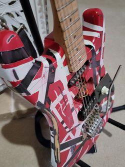 EVH Frankenstrat Custom Guitar for Sale in Evesham Township,  NJ