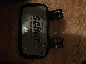 Football backplate for Sale in Durham, NC