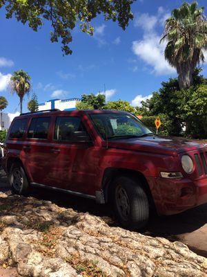 Jeep Patriot 2007 for Sale in Miami Beach, FL