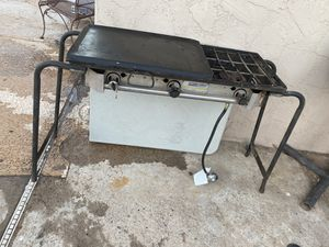 Camping stove griddle for Sale in Chandler, AZ