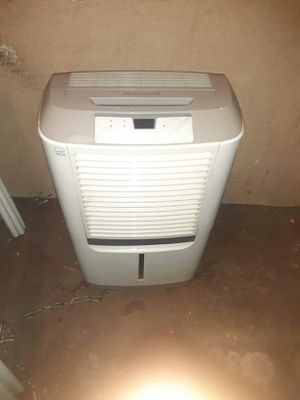 Frigidaire 50 pint dehumidifier for Sale in Columbus, OH