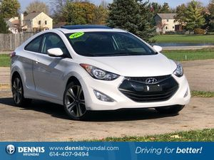 2013 Hyundai Elantra Coupe for Sale in Columbus, OH