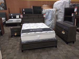 4pc Queen Bedroom Set for Sale in Phoenix, AZ