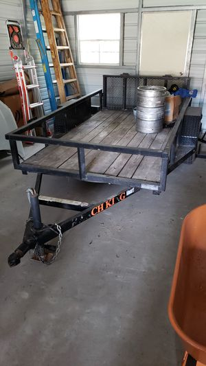 Ranch King Trailer (5X10) for Sale in Porter, TX