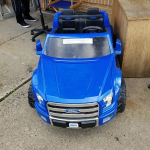 Ford Toy Truck for kids for Sale in Willingboro, NJ
