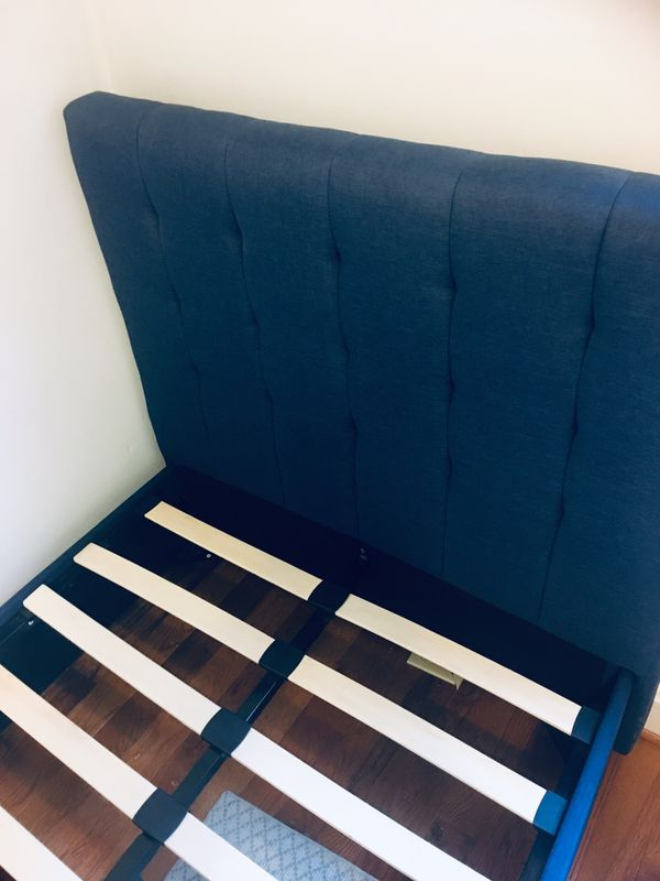 Upholstered Twin Platform Bed For Sale In Kansas City Mo