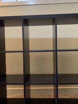 Black Shelf Storage Unit for Sale in Seattle,  WA