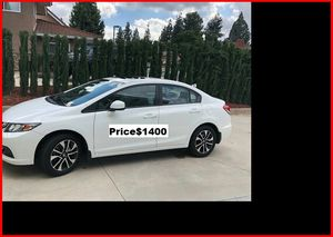 2013 Honda Civic only$1400 for Sale in Annapolis, MD