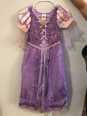Disney rapunzel costume size 7-8 for Sale in Orlando, FL