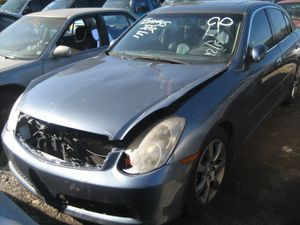 06 Infiniti G35 PARTS for Sale in Tampa, FL