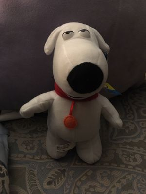 Brian from family guy plush for Sale in Houston, TX