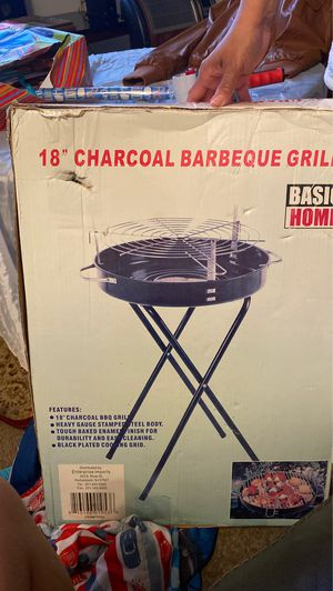Charcoal BBQ Grill for Sale in Magnolia, NJ