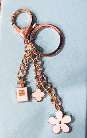 Cream & Gold Handbag Charm ~ Brand New for Sale in Gainesville, VA