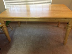 Kitchen table and chairs for Sale in Akron, OH