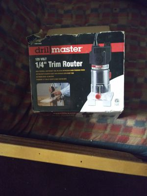 Trim router for Sale in Portland, OR