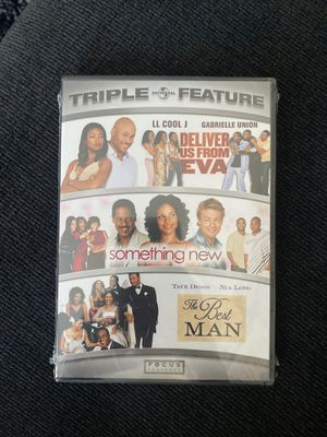 3 Movies in One DVD Set New & Sealed for Sale in Brentwood, TN