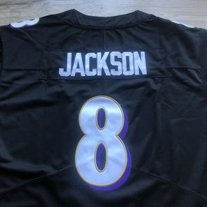BRAND NEW! 🔥 Lamar Jackson #8 Baltimore Ravens Jersey + SIZE LARGE or XL + SHIPS OUT TODAY 📦💨 for Sale in Washington, DC