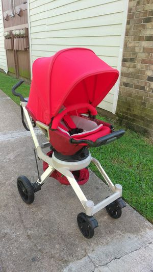 Orbit baby g2. Stroller. Rear or forwar facing. Boy or girl . Great conditions for Sale in Houston, TX