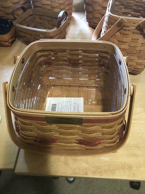 Longaberger Deck the Halls basket for Sale in Auburn, WA