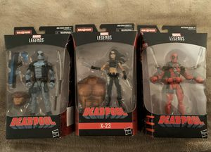 Marvel legends for Sale in Beecher, IL