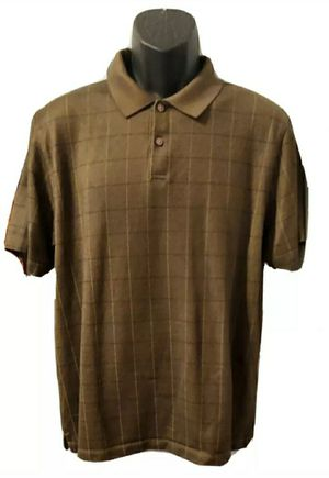 Van Heusen Brown Polo Shirt for Sale in Middletown, MD