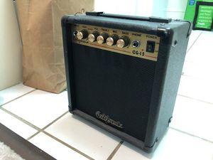 California CG-15 Amp for Sale in Philadelphia, PA