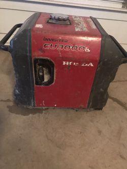 Honda Generator for Sale in Washougal,  WA