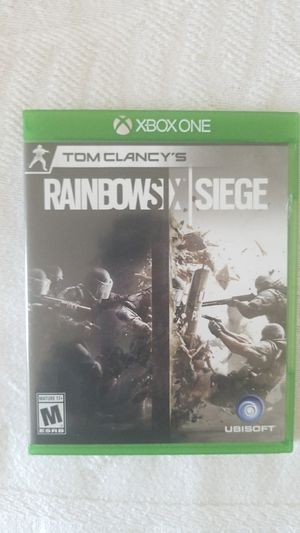 Rainbow Six Siege for Sale in Hayward, CA