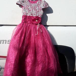 Fuschia Girl Dress . Flower Girl. Wedding. Quinceanera. Party for Sale in Garland, TX