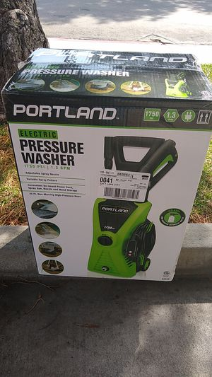 Portland electric pressure washer for Sale in Taylorsville, UT