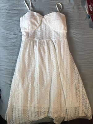 White summer dress for Sale in Haines City, FL