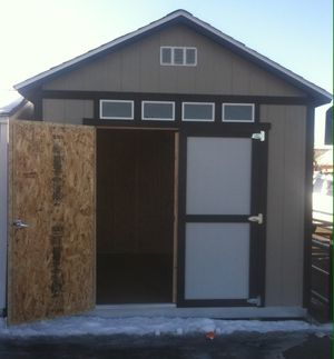 10x12 Ft Brand New Shed for Sale in Denver, CO