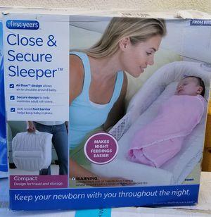 Newborn secure sleeper for Sale in Fontana, CA