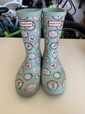Hunter rain boots for Sale in Elk Grove, CA