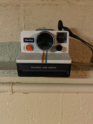 Vintage Polaroid camera for Sale in Stratford, CT