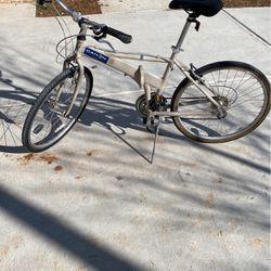 DAHON FOLDABLE 7speed Bike for Sale in Marietta,  GA
