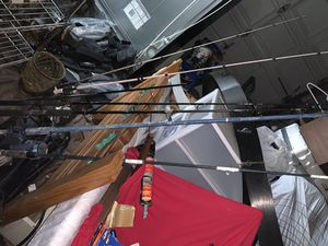 Fishing poles works good for Sale in Gulfport, FL